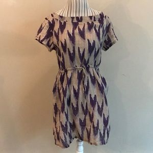 Anthropologie Dress/Cover Up Sz M